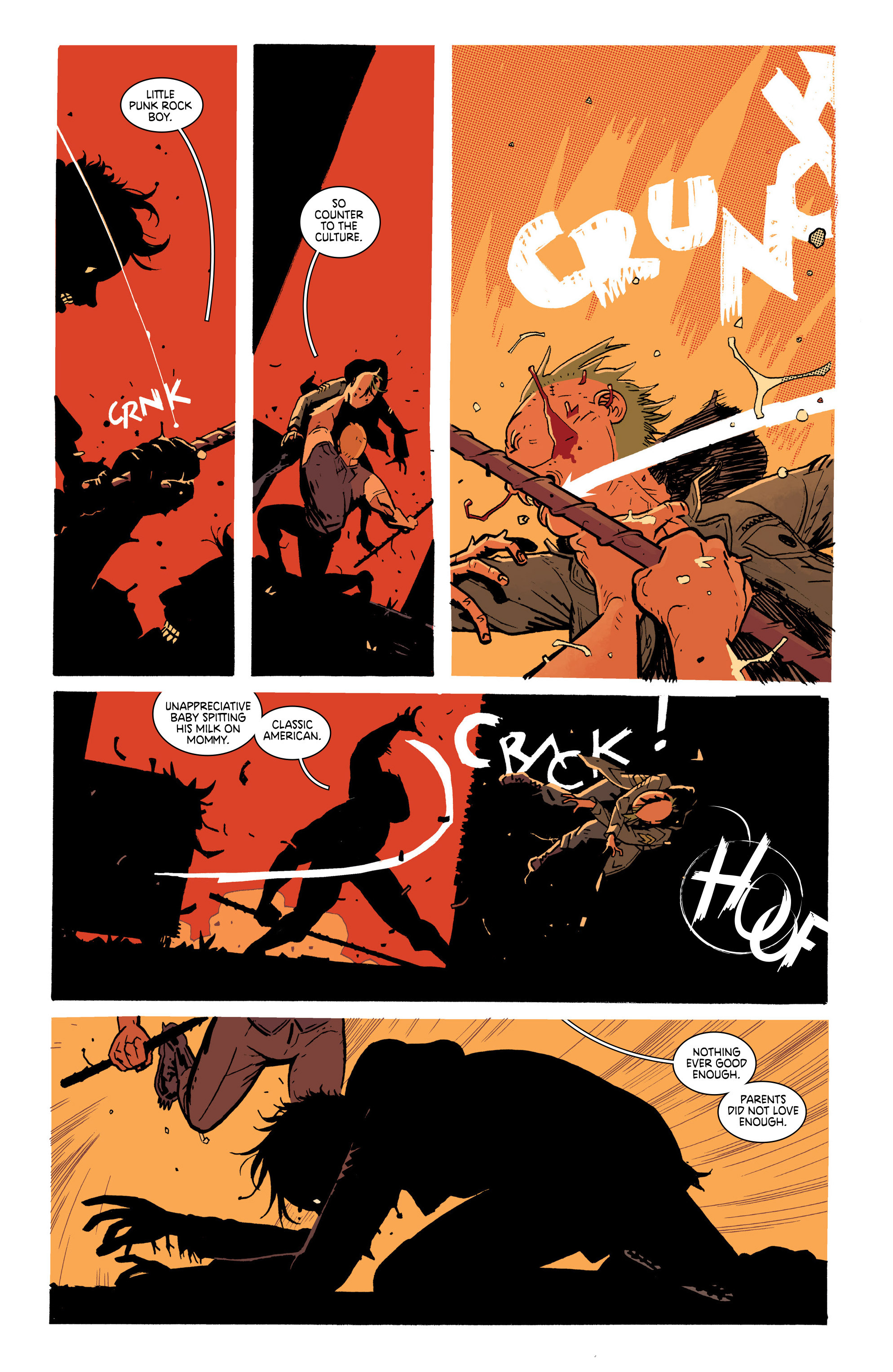 Read online Deadly Class comic -  Issue #19 - 11