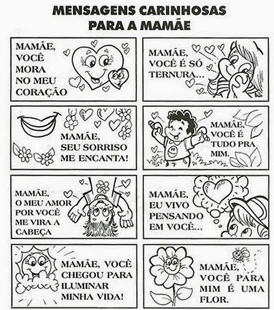 Tag Frases Curtas Para O Dia Das Mães Infantil