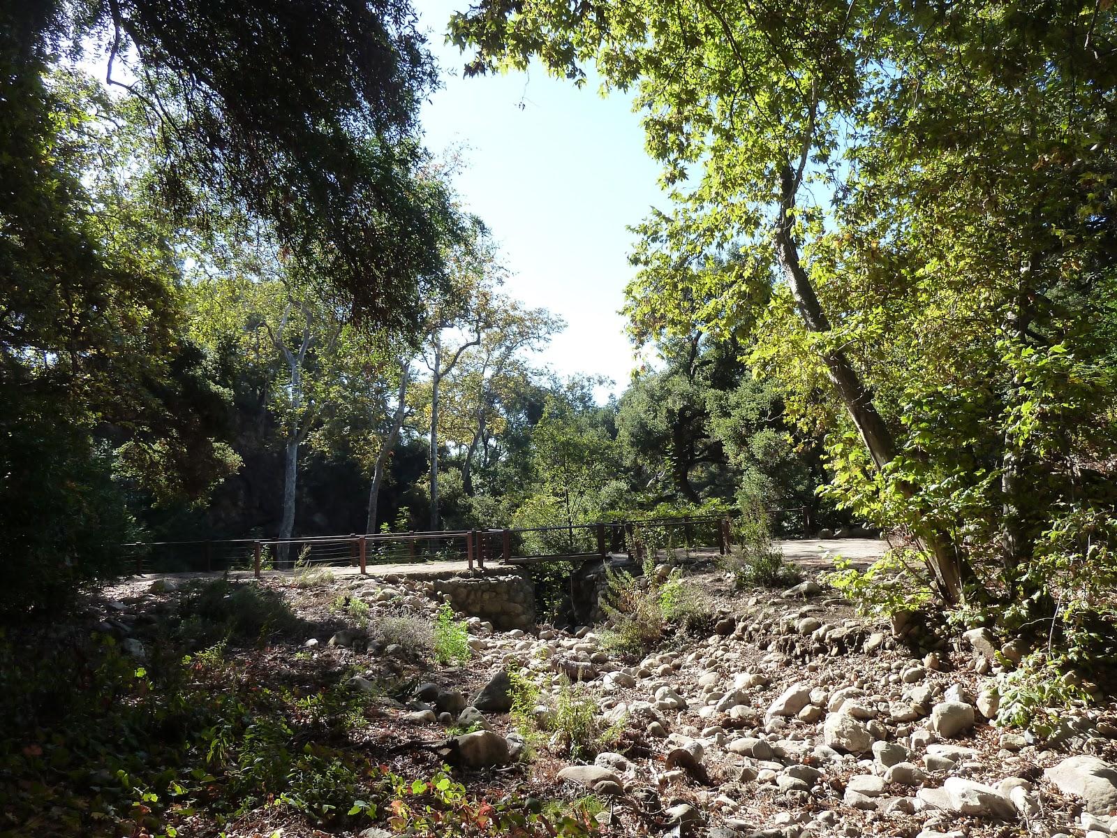 observations santa barbara botanic garden