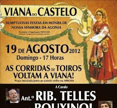 CARTEL VIANA DO CASTELO 2012