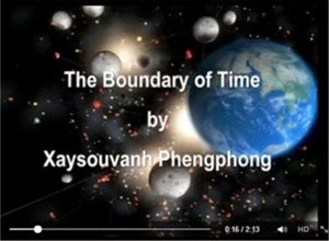 The Boundary of Time