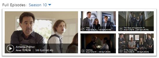 Tonton Criminal Minds Season 10 Online