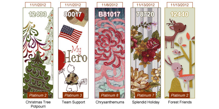 Heyde Sewing Machine Co Oesd Embroidery Designs In Stock Now