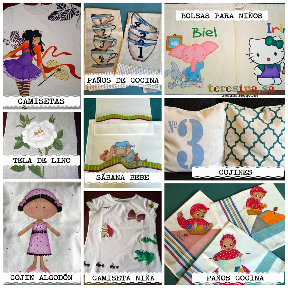 Curso pintura textil