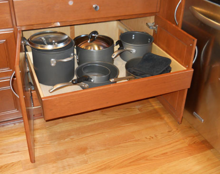 Unique Home Construction: 7 Pot Drawer Ideas to Include in ...