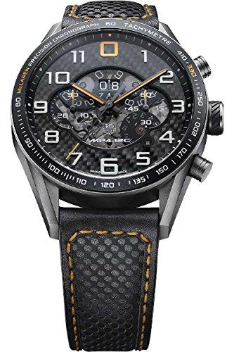 Tag Heuer Carrera Automatic Chronograph Mens Watch CAR2080FC6286