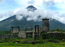 Sto. Domingo, Ruins