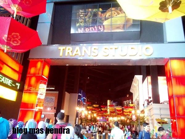gerbang trans studio bandung