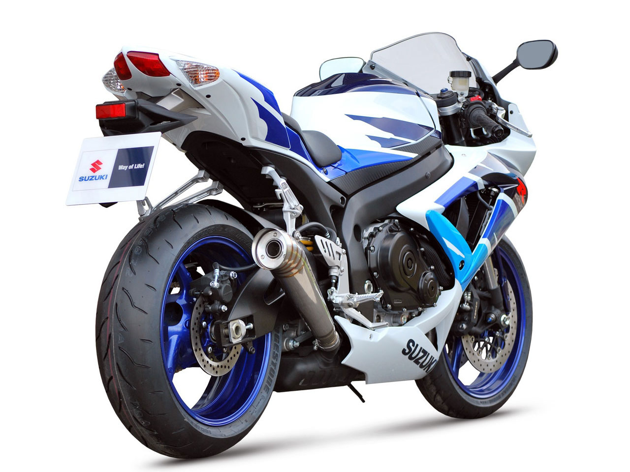 New Automotive News and Images  Top Motorcycle   Suzuki GSX R750