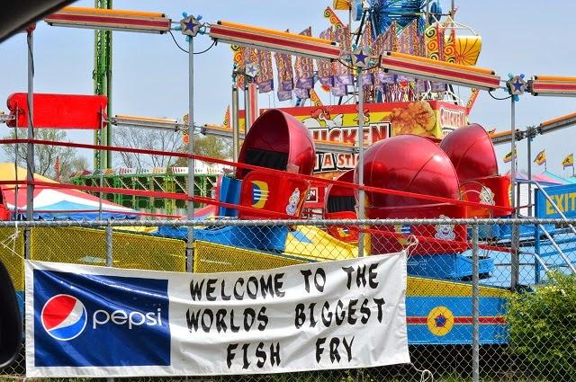 Worlds biggest fish fry