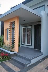 Contoh Desain Teras Depan Rumah