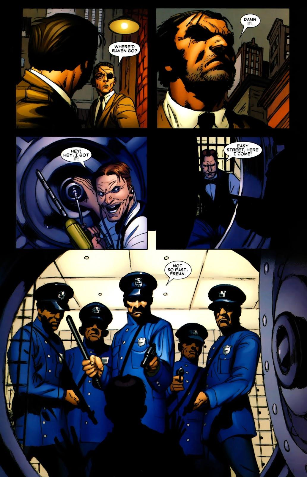 Read online Wolverine (2003) comic -  Issue #64 - 22