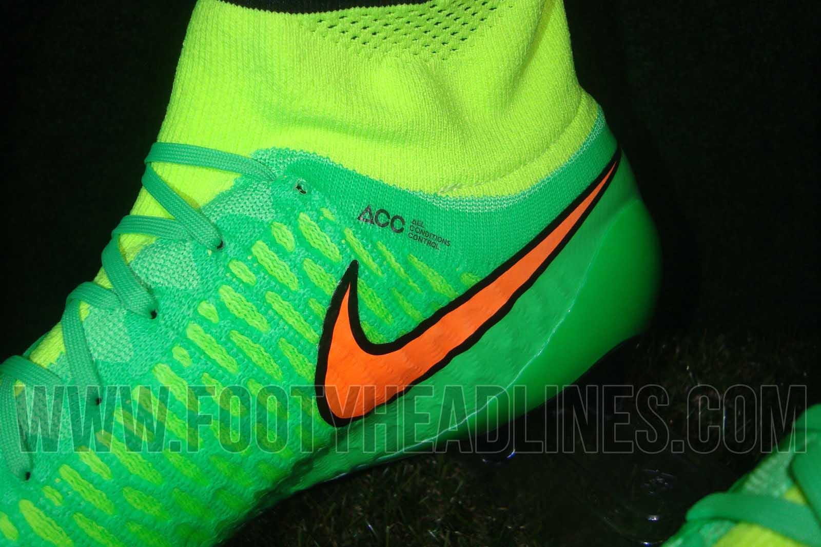 green nike magista obra 2015 boot leaked