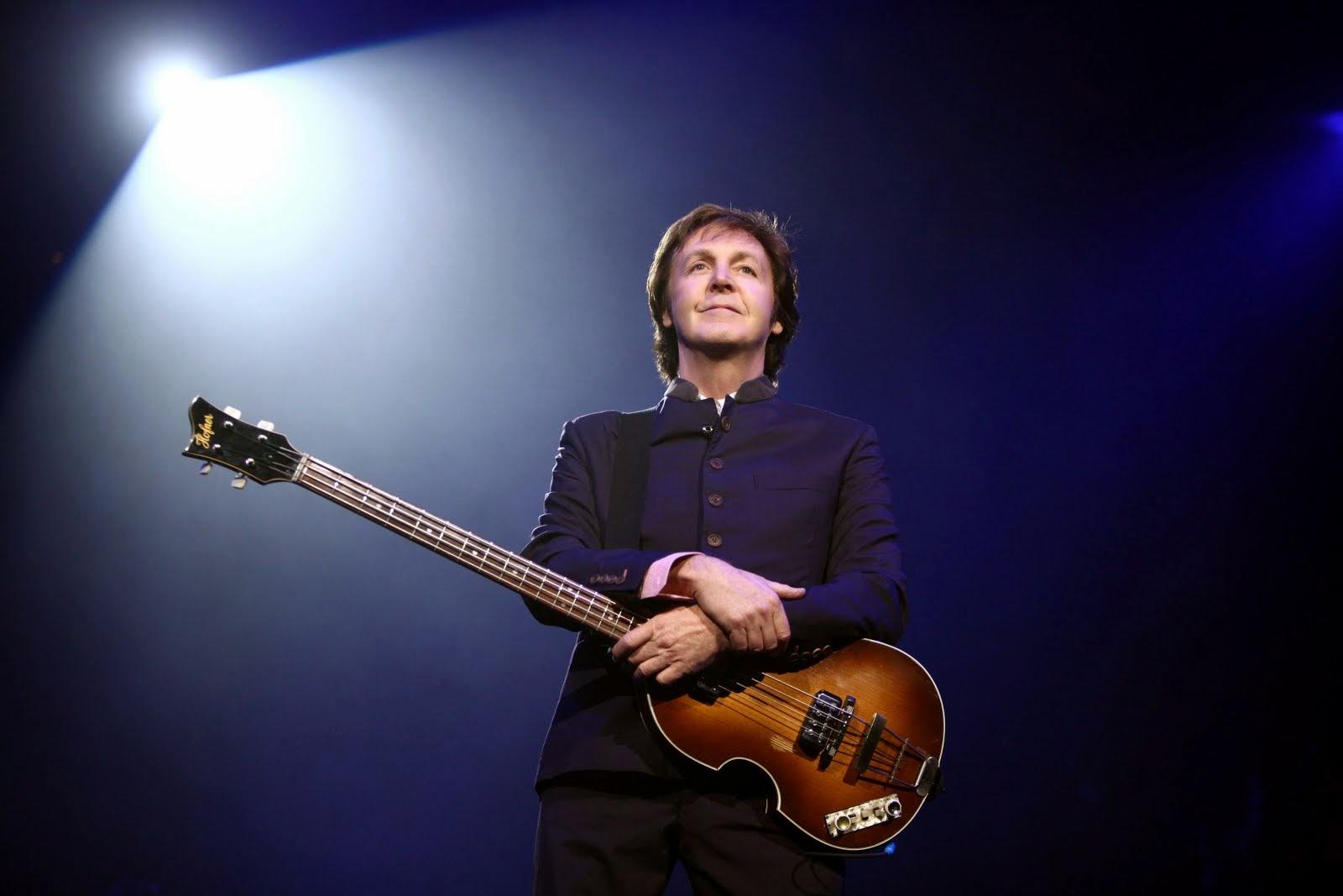 I 10 bassisti più ricchi al mondo - paul mccartney