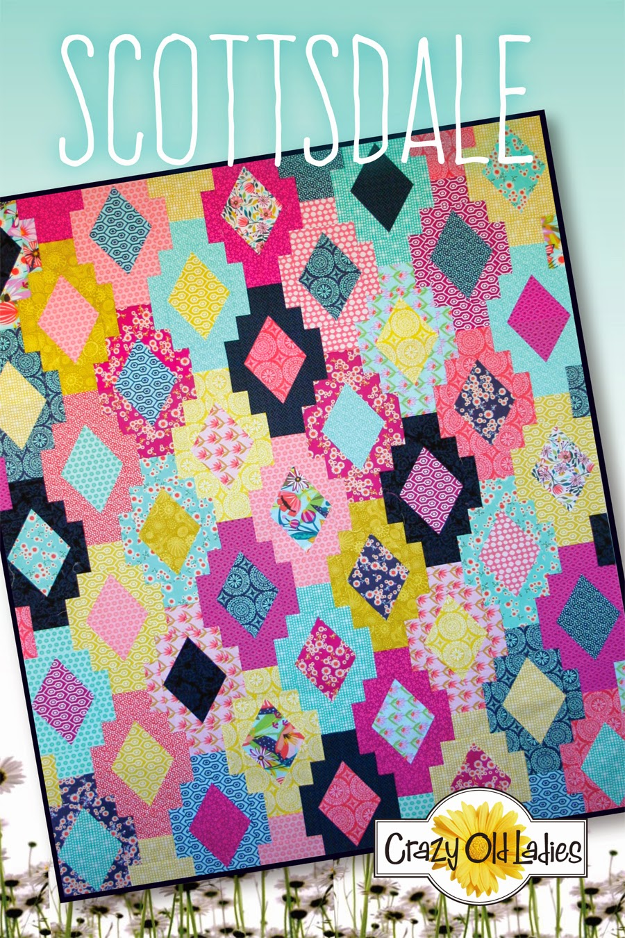 Crazy Old Ladies Quilts: NEW PATTERNS!!!! : quilt shops in scottsdale az - Adamdwight.com