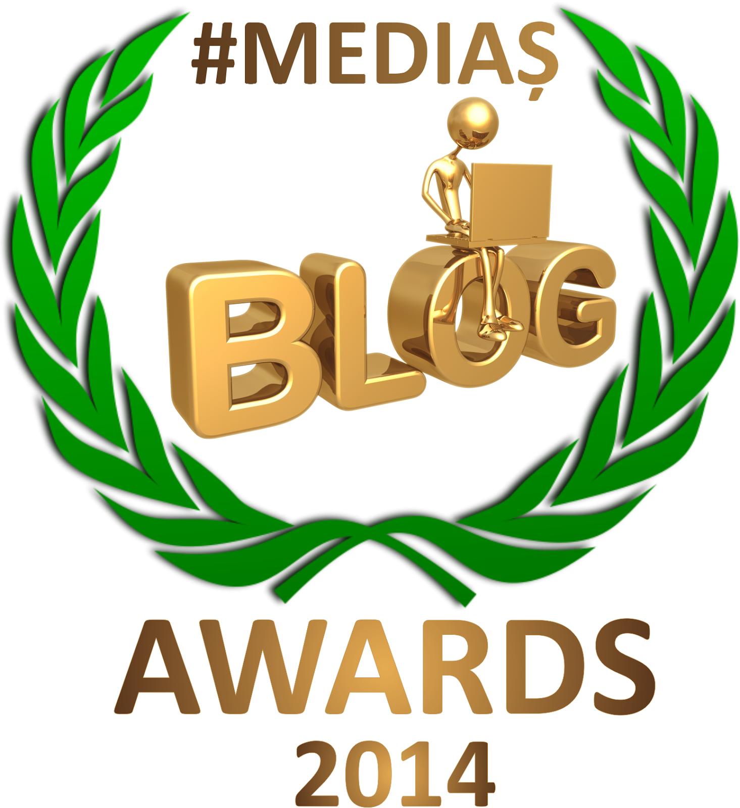 Premiul Special Wellness Blog 2014
