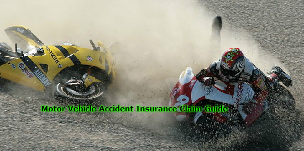 Motor Vehicle Accident Insurance Claim Guide