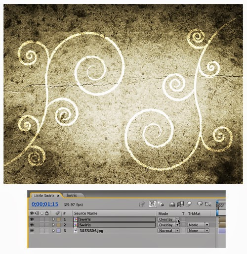 Animated Swirls in Adobe After Effects