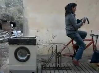 Πλυντήριο χωρίς ρεύμα