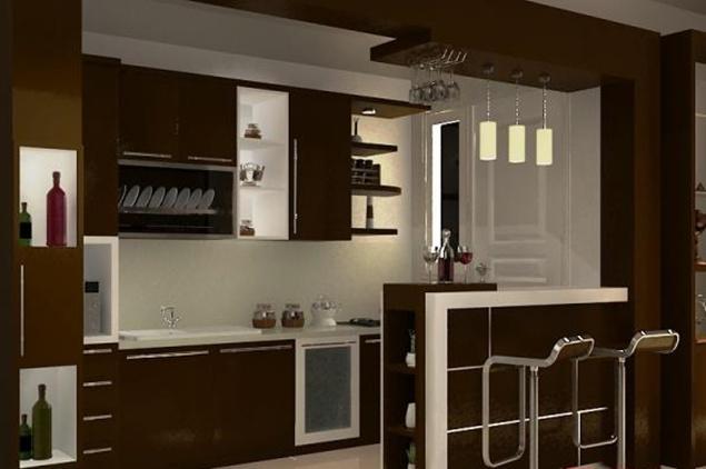 Ide Desain Kitchen Set Terbaru Gambar Desain Rumah Dan Model