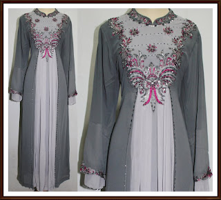 Ainsyirah Collection Online Shopping Jubah Kaftan Laila Isabell