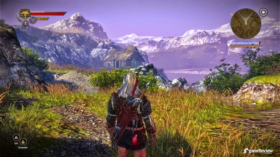 The Witcher 2 Assassins of Kings Game Download Free