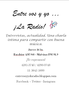 Escuchanos por AM 940 - FM 91.9