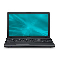 Toshiba Satellite C655-S5514 laptop