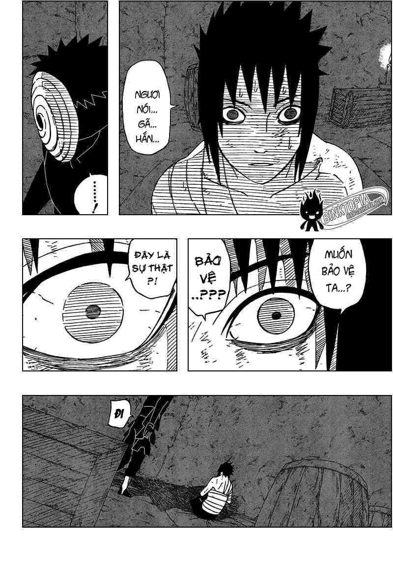 Naruto chap 398 Trang 6 - Mangak.info