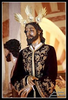 V Estación. Jesús es juzgado por Pilato