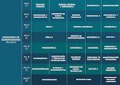 Licenciatura en Nanotecnología.
