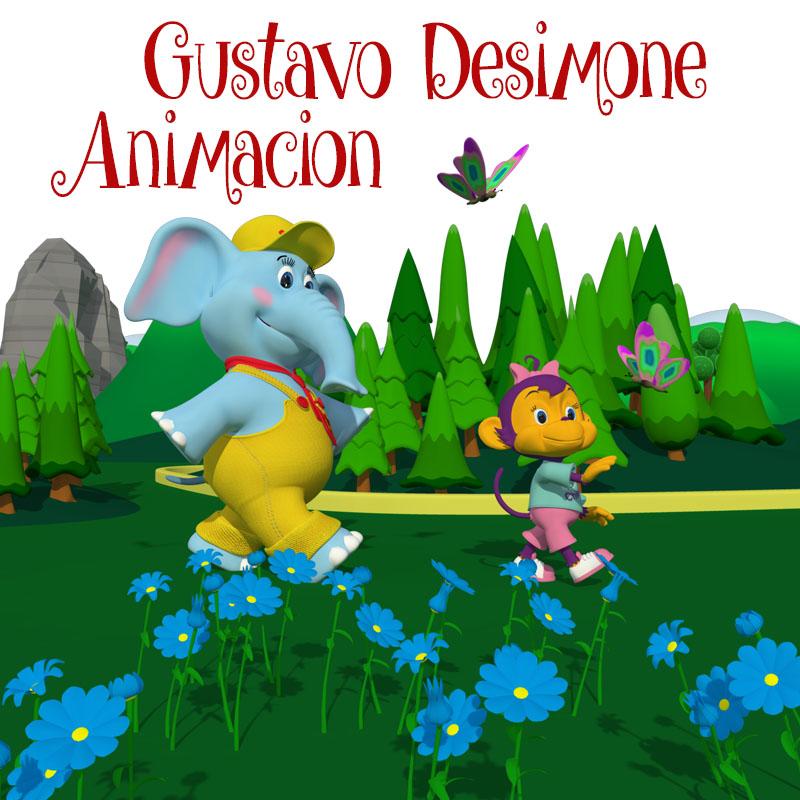 Gustavo Desimone Animacion
