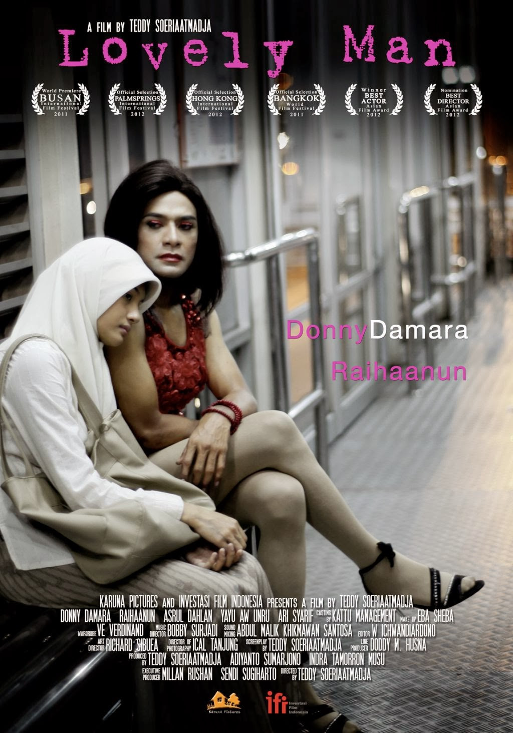 Lovely Man (2011) DVDRip