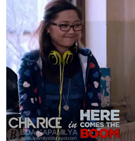 Charice in Here Comes The Boom Hollywood Movie
