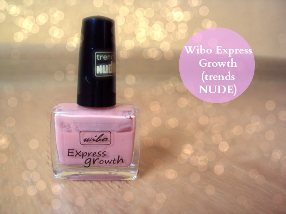 Wibo Express Growth (trends NUDE)