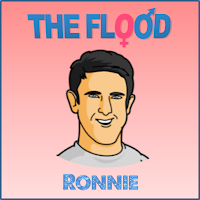 Ronnie, Sex Love and Dating Disasters, The Flood, Characters, Characters from books, images of characters from books, Lad Lit, Dick Lit, Fratire, Chick Lit, Lad Lit characters, Chick Lit characters, Funny book, Comedy book, eBook, Kindle, Novel, Paperback, Dating, Dating Disasters, Relationships, Rom Com, RomCom, Steven Scaffardi,