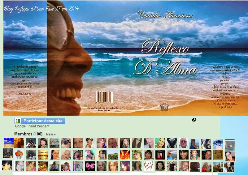 Meu Novo Projeto de Blog, com apenas 1 mes de vida, 100 seguidores. Agora Só falta você. Vem?