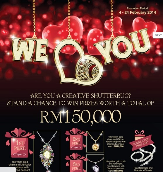 We Love You Contest 2014 7 Eleven Malaysia