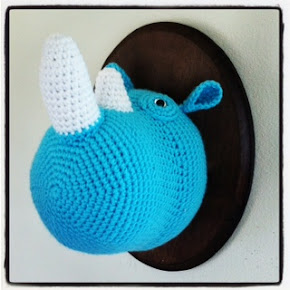 Shop Crochetadermy and more here...
