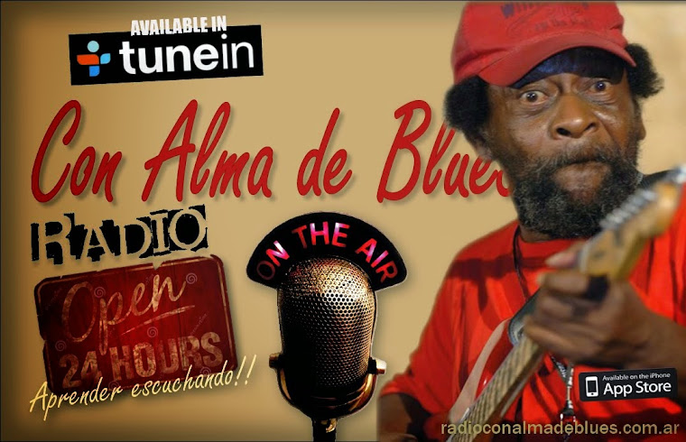 Con Alma de Blues
