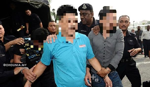 Tiga suspek penculik kanak-kanak di Kajang