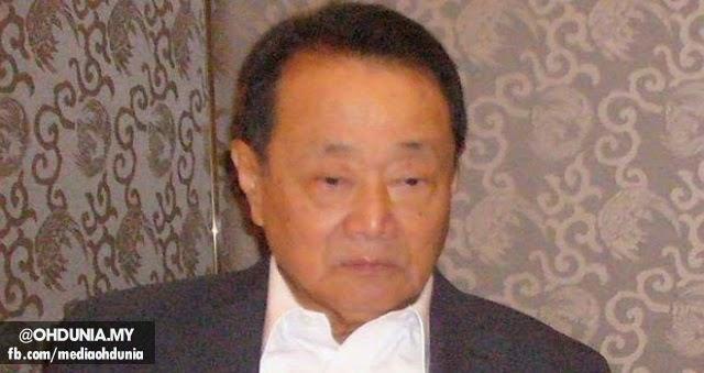 Laporan berita kematian isteri 'Raja Gula' Robert Kuok adalah palsu