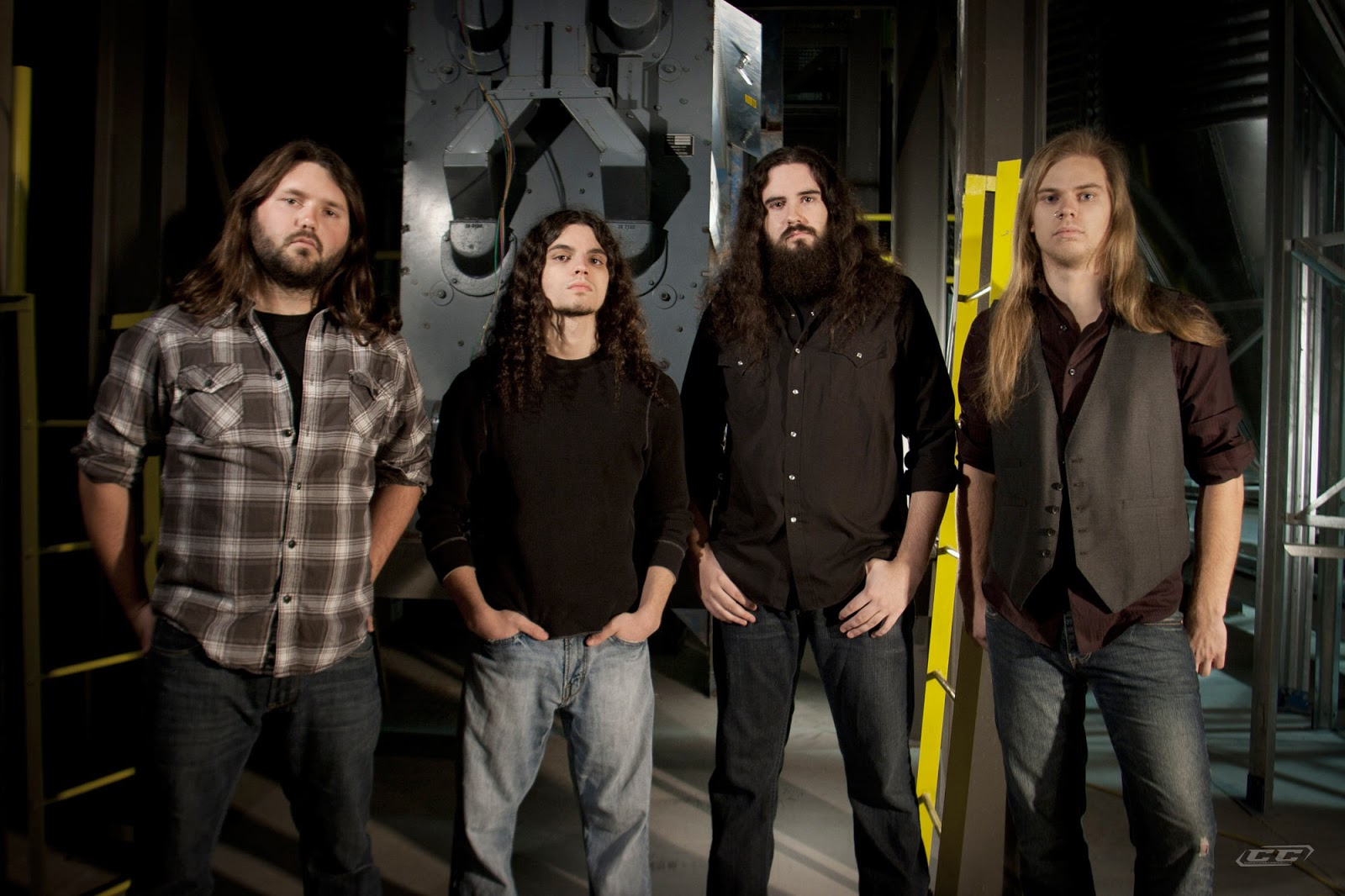 Hope for the Dying - Aletheia 2013 Band members