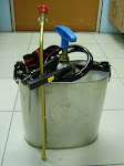 T37-STAINLESS STEEL PRESSURE SPRAYER 9L