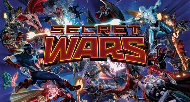 Marvel Guerras Secretas