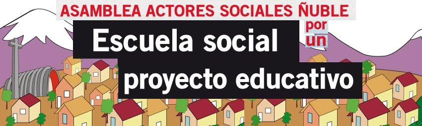 ASAMBLEA DE ACTORES SOCIALES ÑUBLE