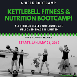 Kettlebell Fitness & Nutrition Bootcamp