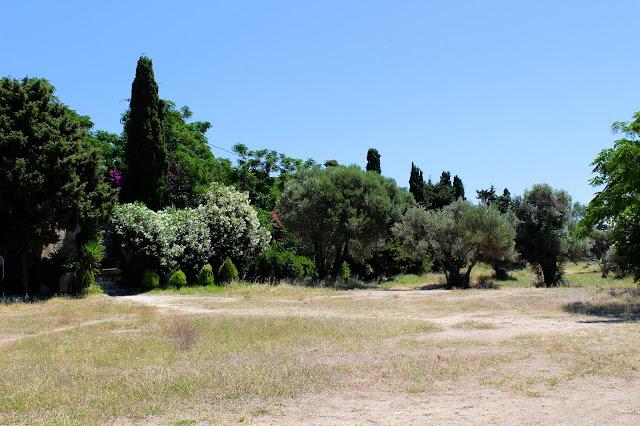 Monte Smith Park Rhodes