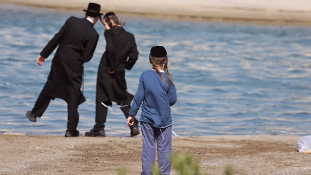 Haredim Favor Vacation In Israel