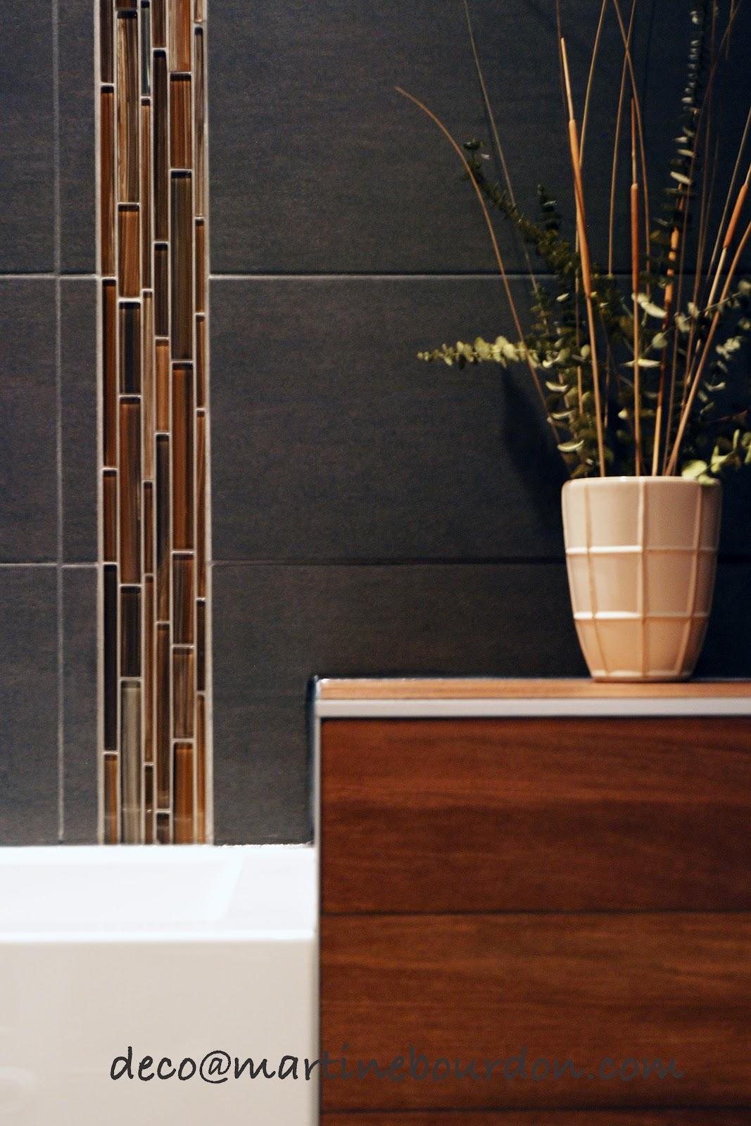 L 39 espace d co p te de verre c ramique et bois tout en for Ceramique decor salle de bain